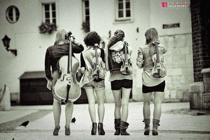 Chilla Quartet Photo